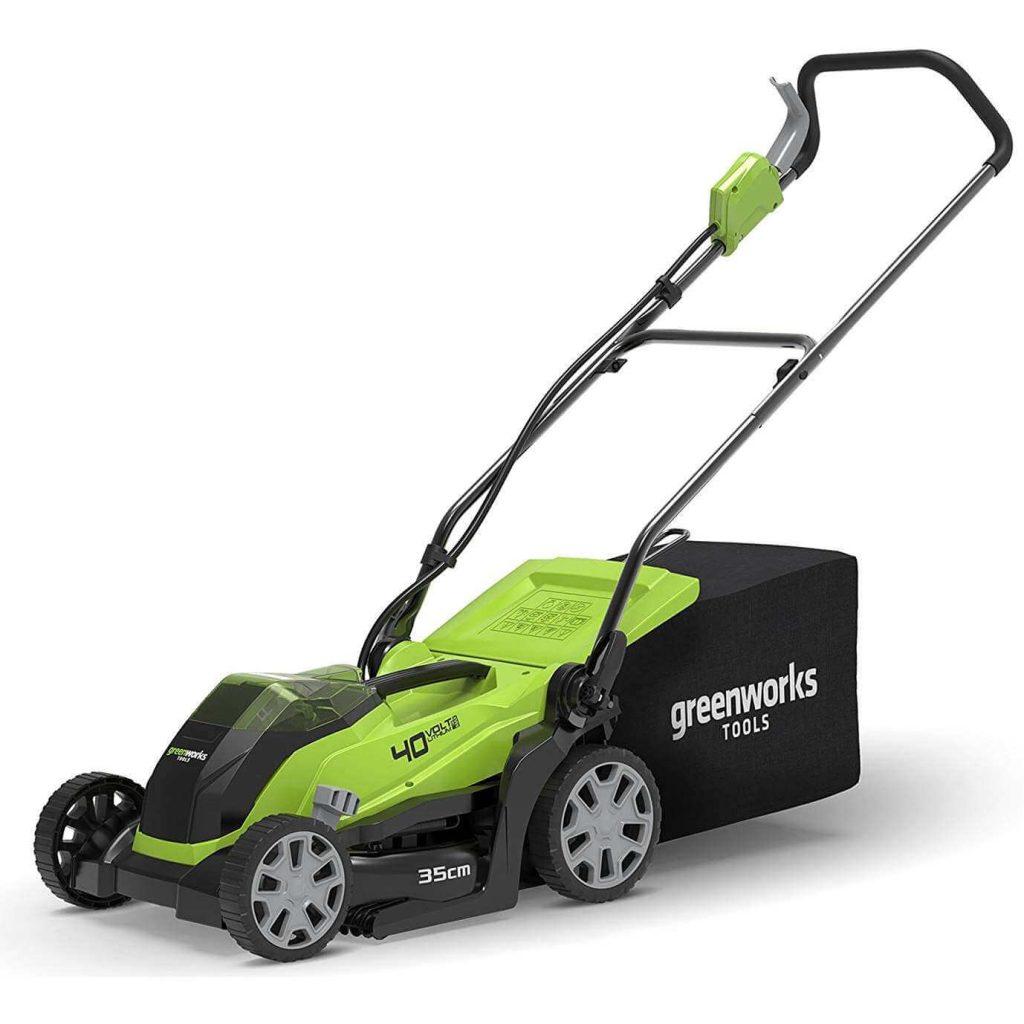 tondeuse électrique Greenworks 2501907UC